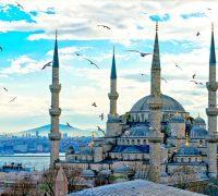 Как из аэропорта Ататюрк добраться до Султанахмета