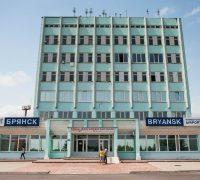 Как выглядит брянский аэровокзал
