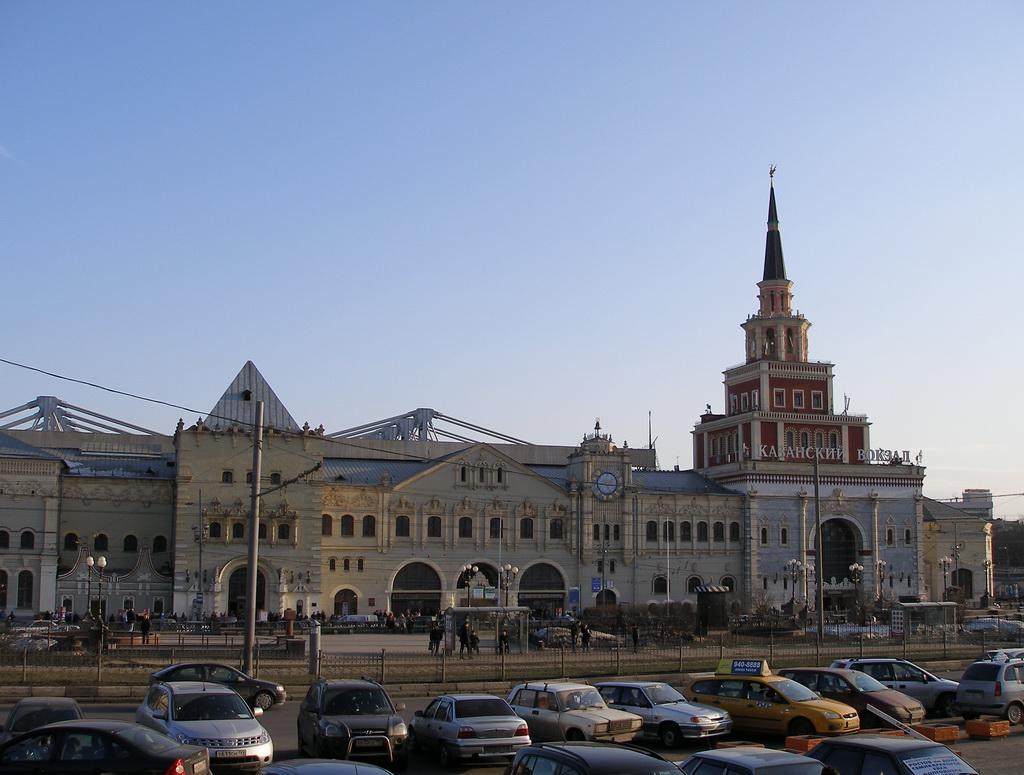 Казанвокзал