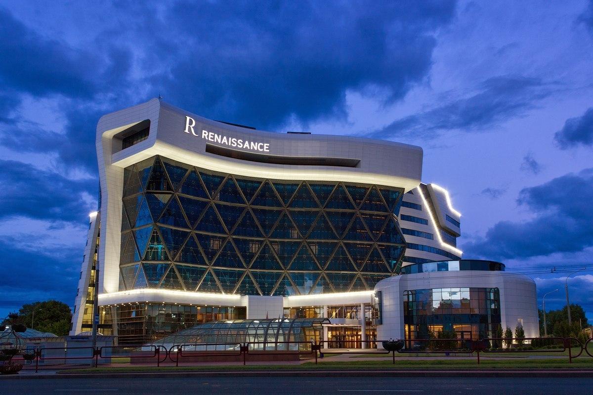 Внешний вид «Ренессанс Минск Отель»