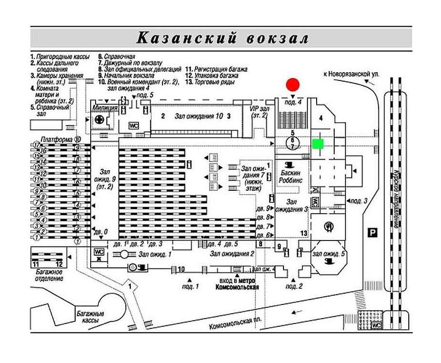 Схема Казанского