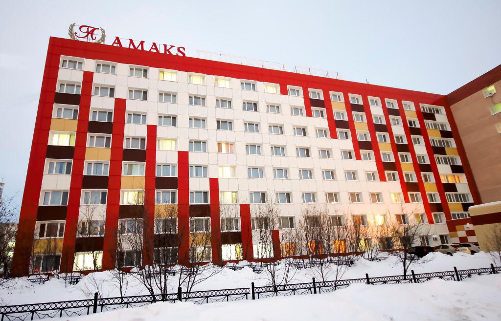 Отель Амакс в Новом Уренгое