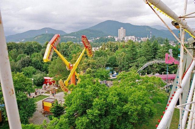Фото парка