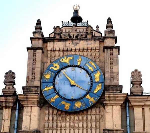 Часы сзодиаками