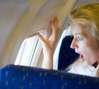 Аэрофобия или боязнь полетов