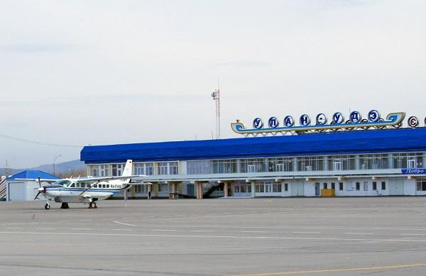 Внешний вид аэропорта «Байкал»