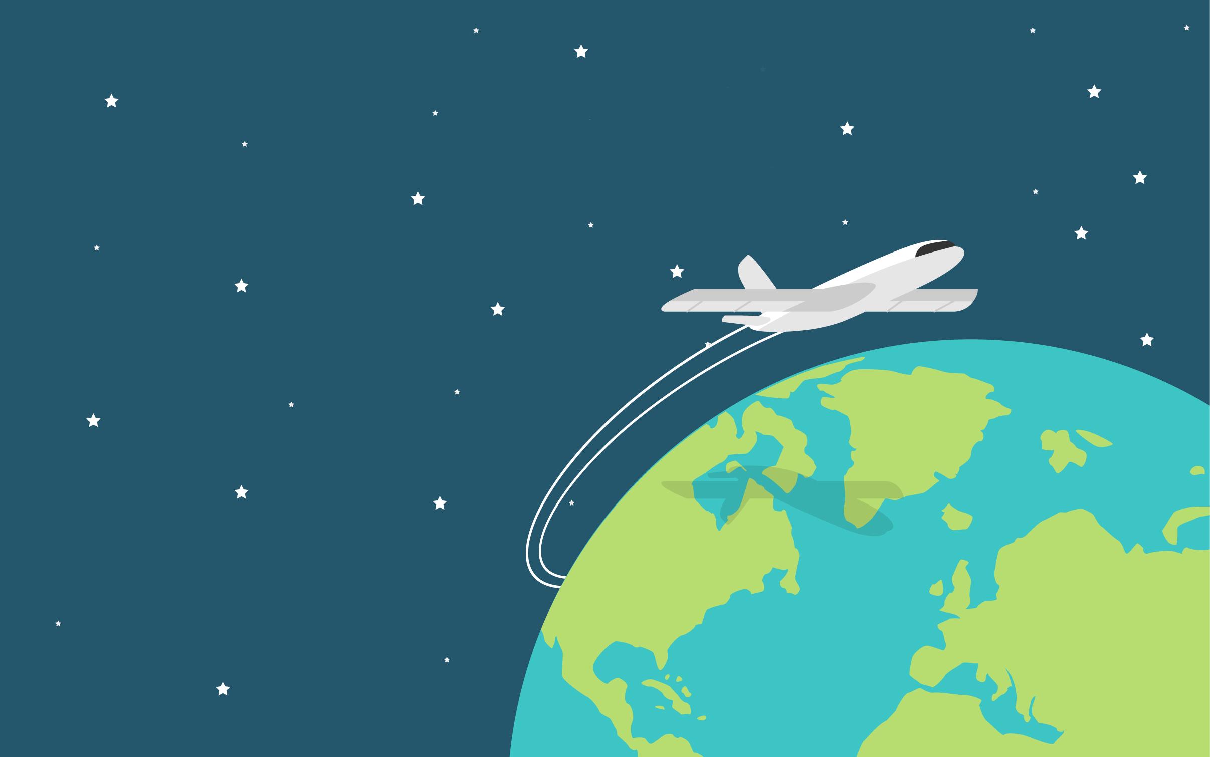Экономьте при путешествиях на самолете