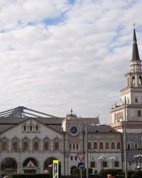 Как добраться с Ярославского до Казанского вокзала в Москве