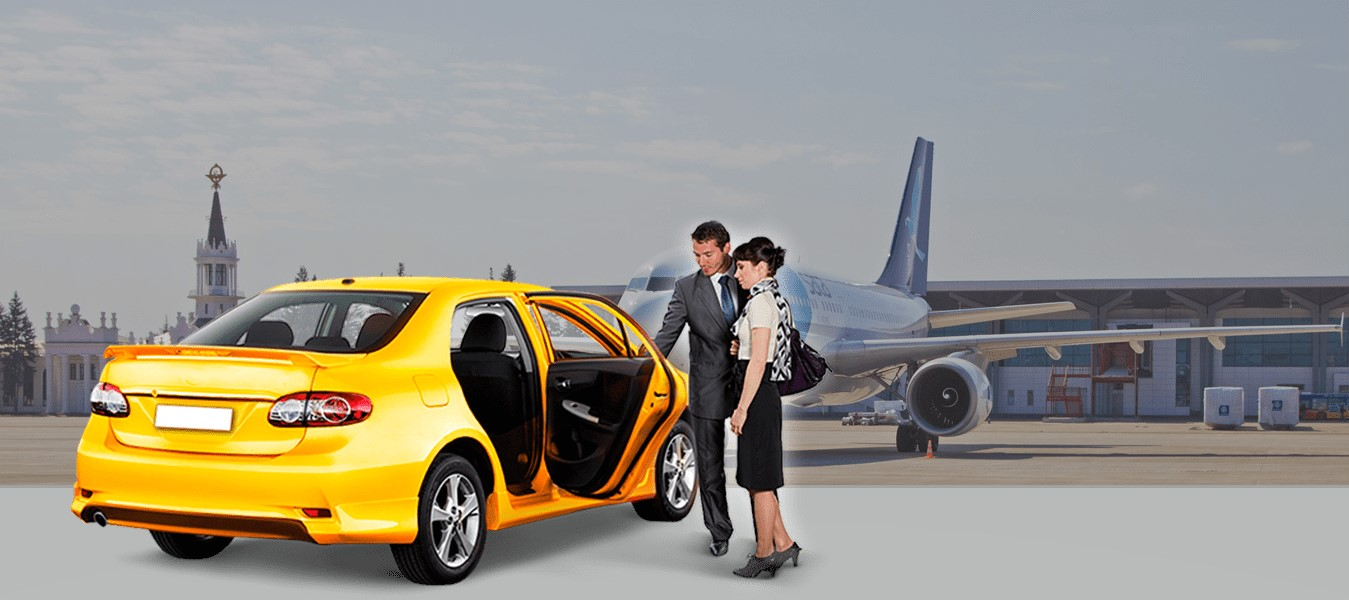 Такси или трансфер Анапа—Аэропорт