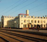 Вокзал Воронеж