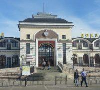 Жд вокзал Чебоксары