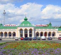 ЖД вокзал Майкоп