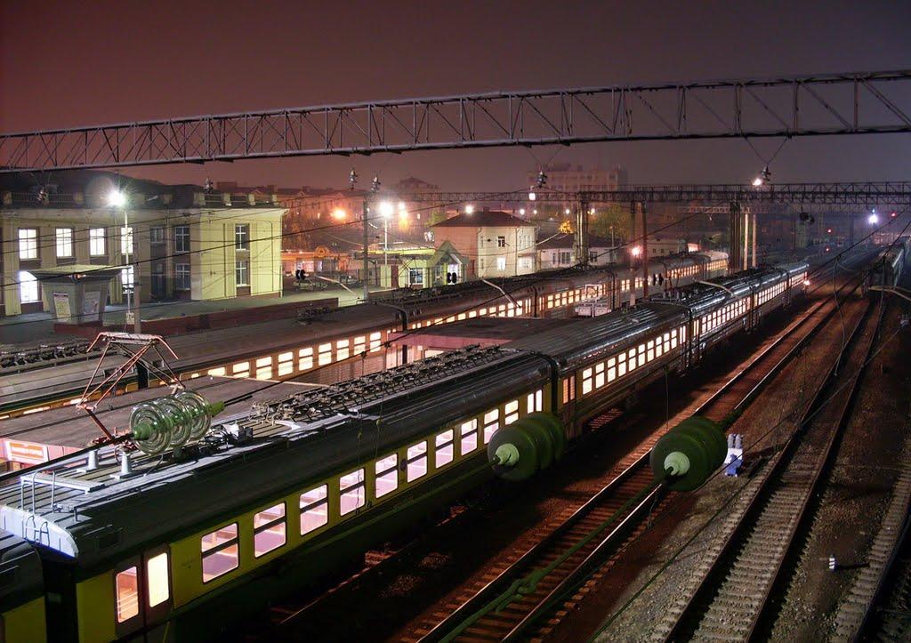 Станция приезда