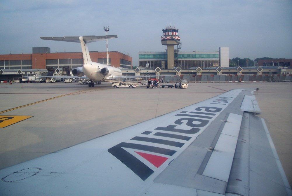 Аэропорт «Марко Поло». Внешний вид