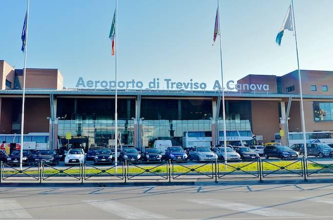 Аэропорт «Тревизо». Внешний вид
