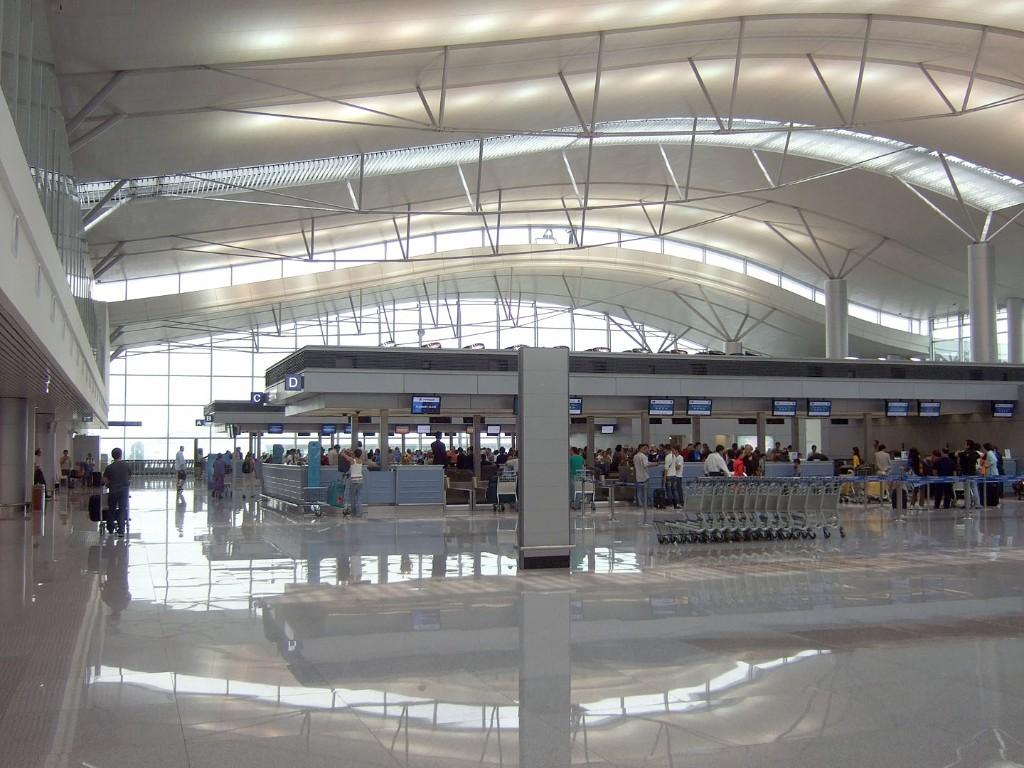 Аэропорт Хошимина Таможенный контроль и получение багажа