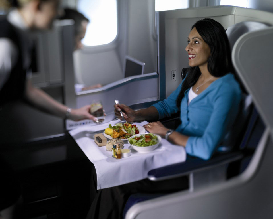 Можно ли еду в багаж самолета