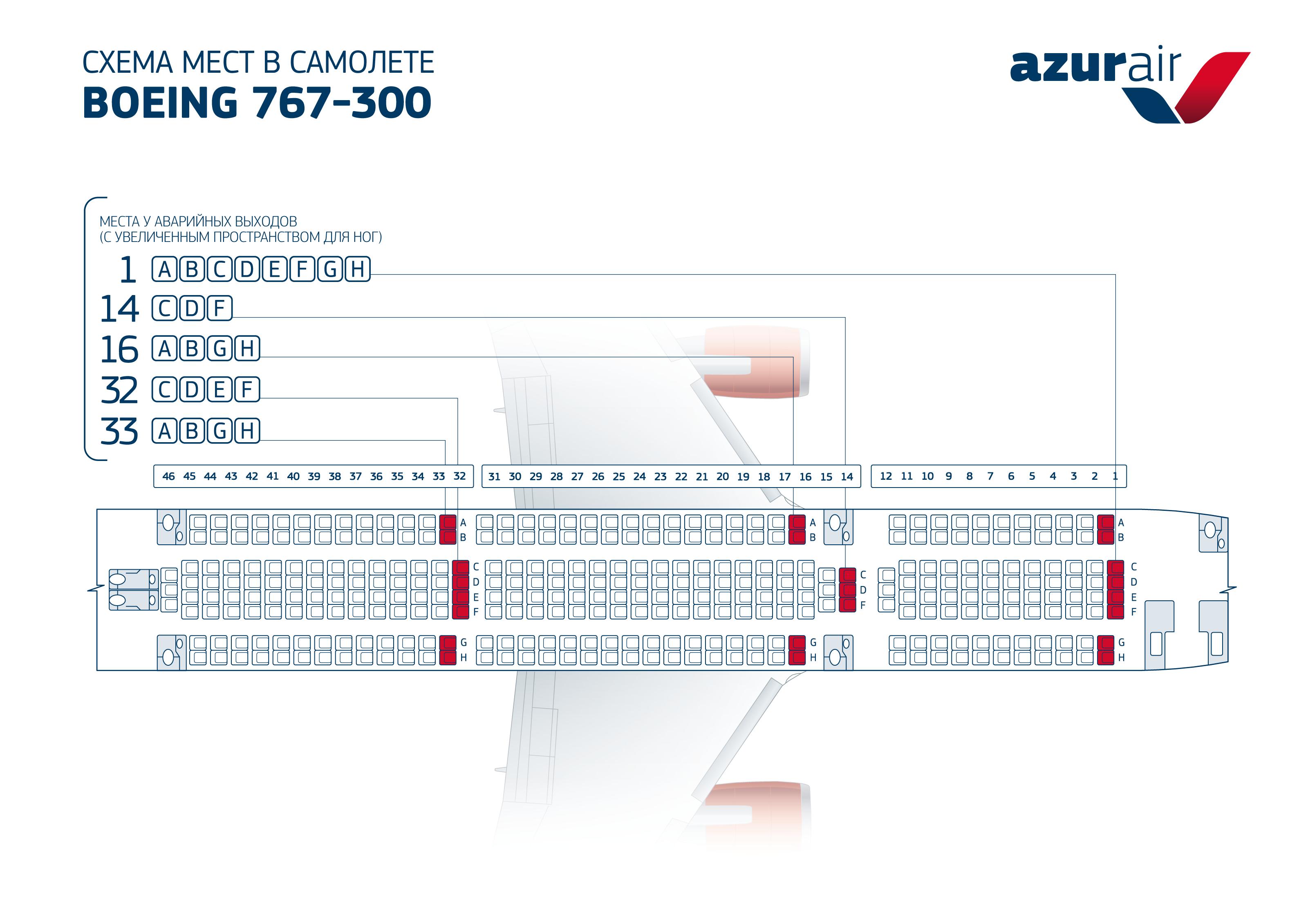 767 300 боинг схема самолета фото 306