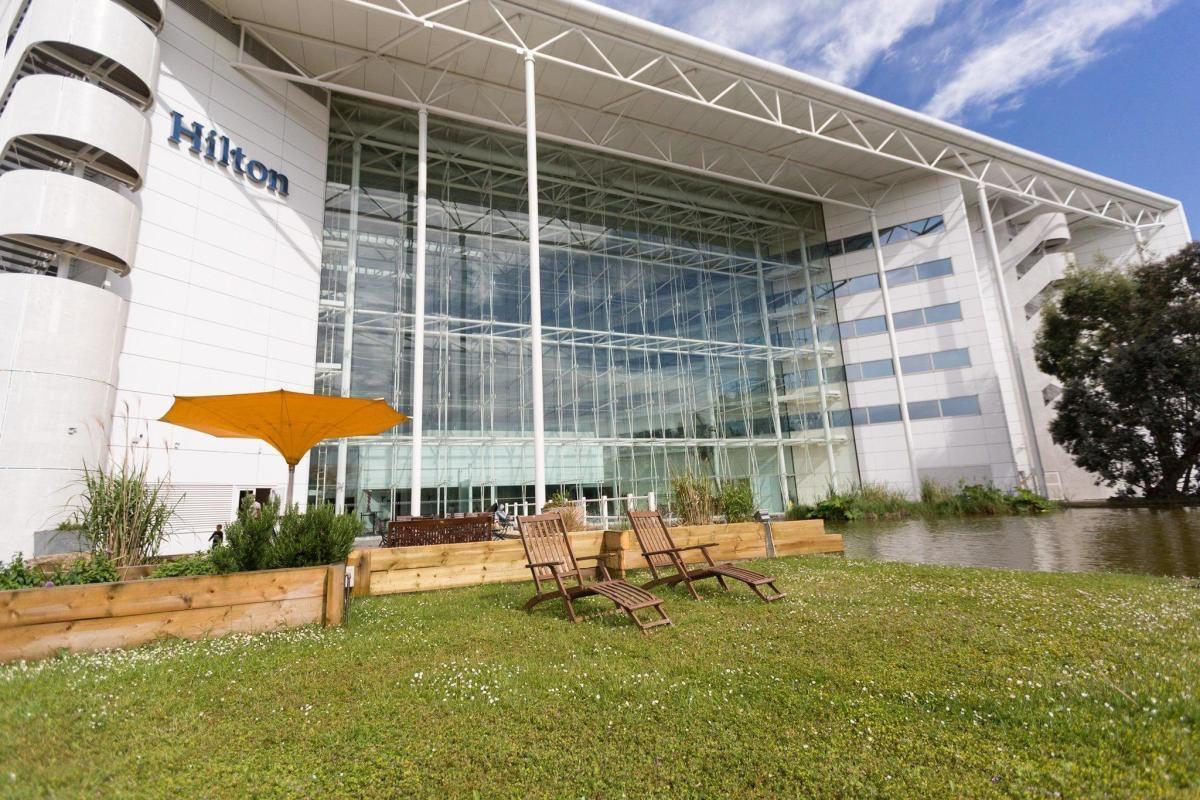 Отель Hilton London Heathrow Airport