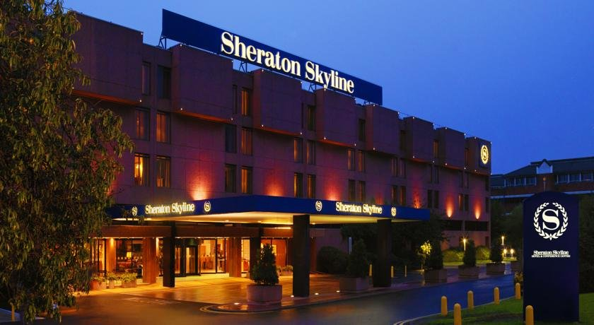 Отель Sheraton Skyline Hotel London Heathrow