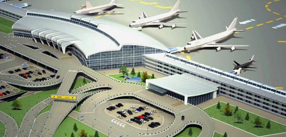 Будущие транспортные развязки натерритории аэропорта Гагарин