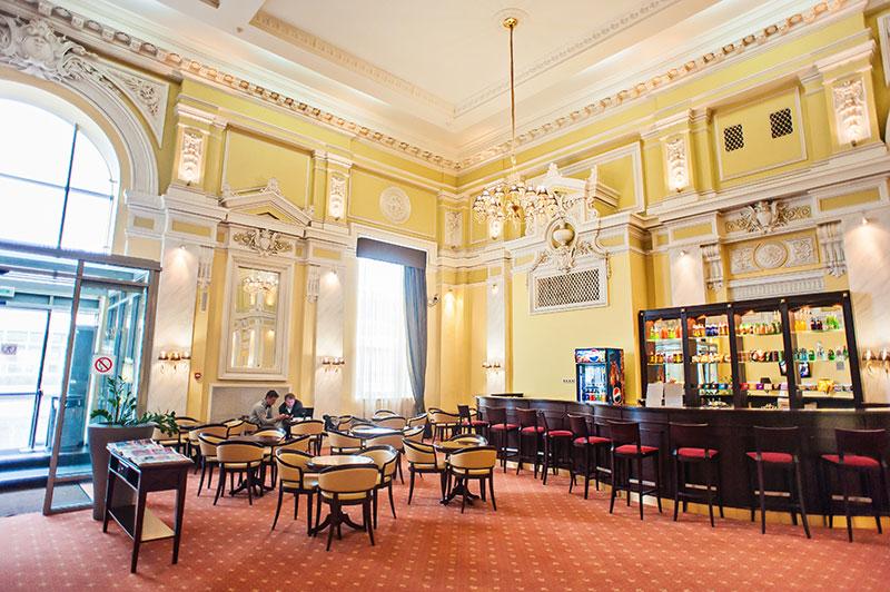 VIP-зал повышенной комфортности наКурском вокзале.