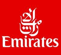Логотип Emirates.