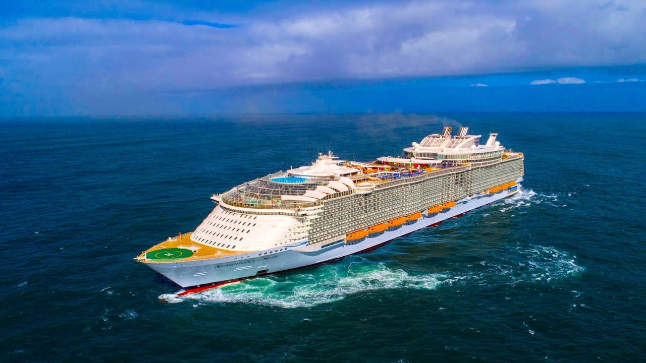 Все о круизном лайнере Symphony of the Seas