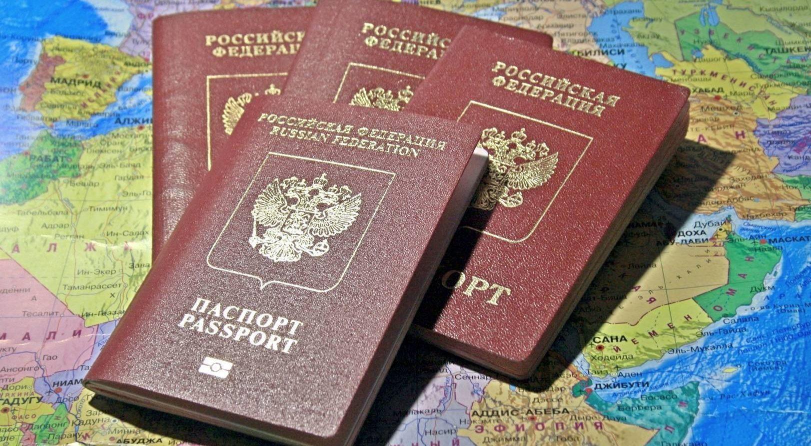 Как выглядит загранпаспорт для граждан РФ