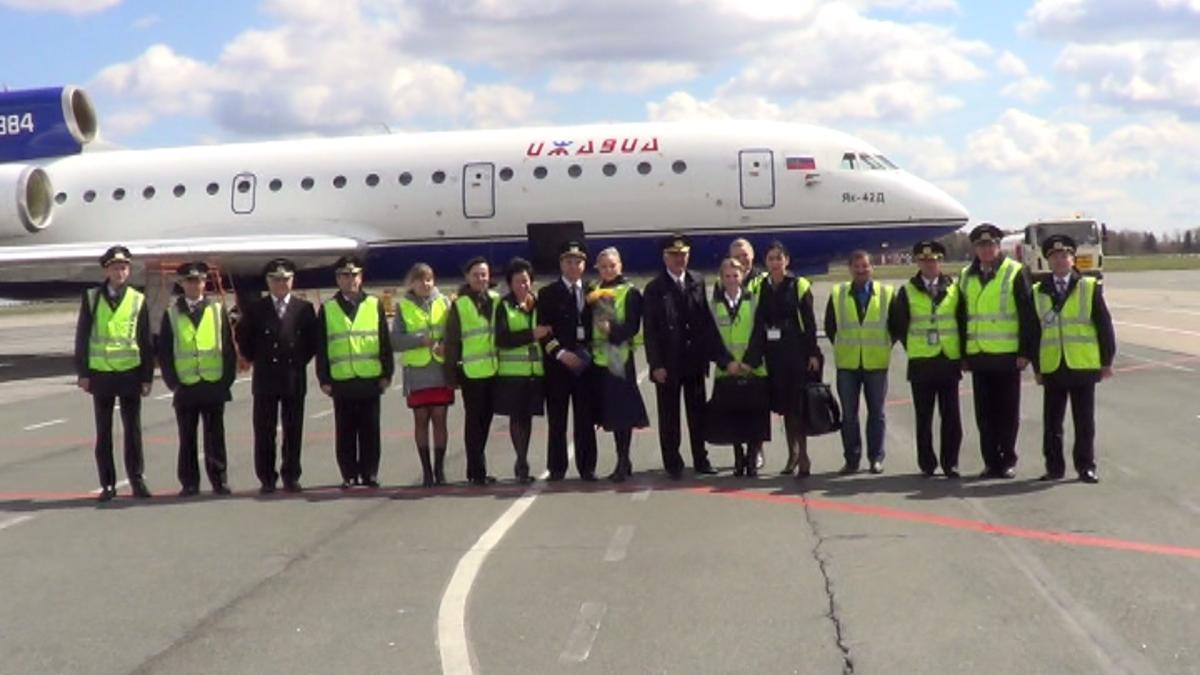 Как пройти онлайн регистрацию на самолет авиакомпании Izhavia