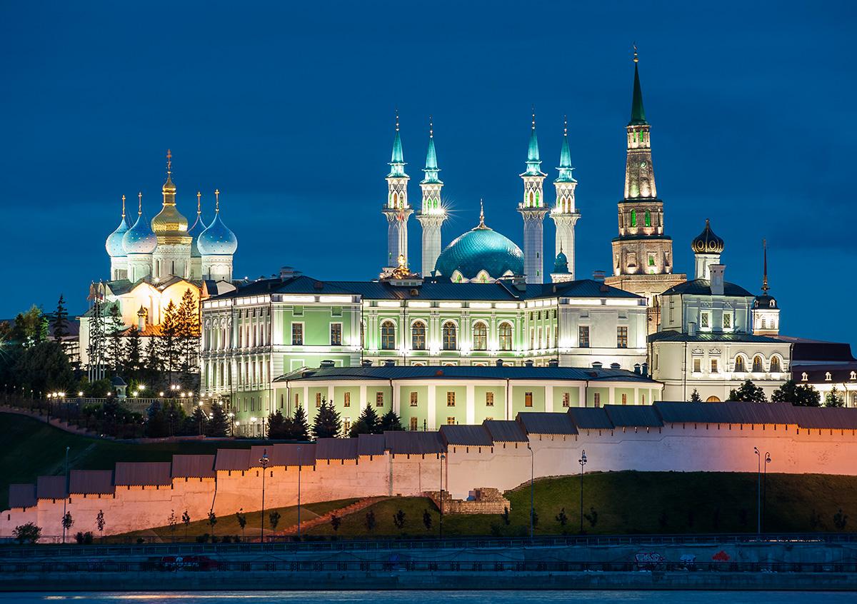 Что посмотреть в Казани за 2 дня самостоятельно - маршрут фото описание карта