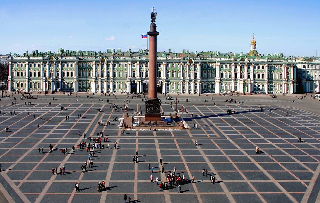 Дворцовая площадь в Санкт-Петербурге: как добраться, история, описание.