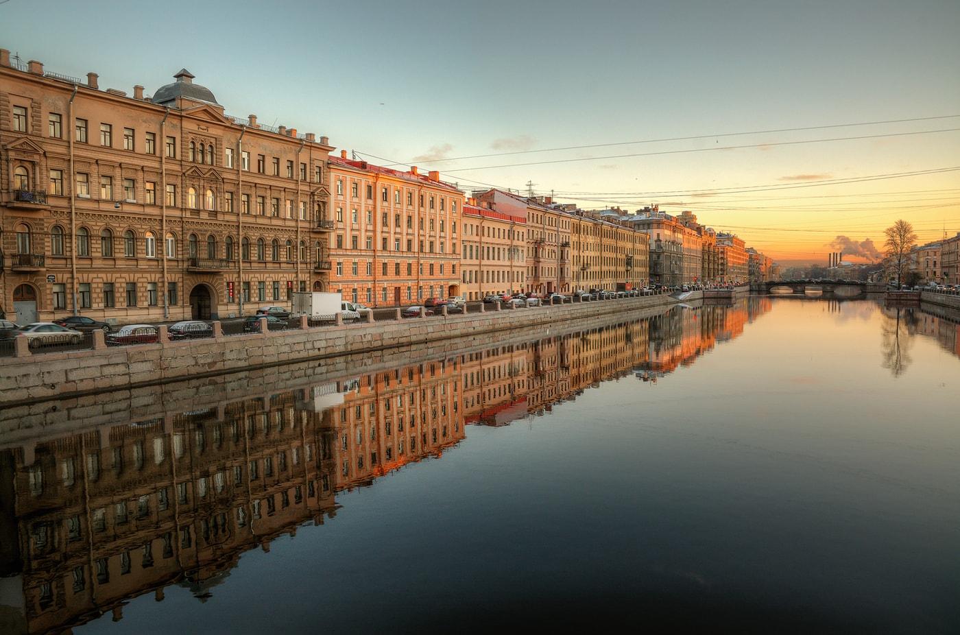 является фото фонтанки в санкт петербурге самые