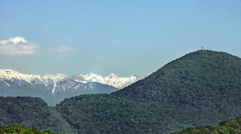 Гора Ахун Сочи – как добраться и что интересного посмотреть