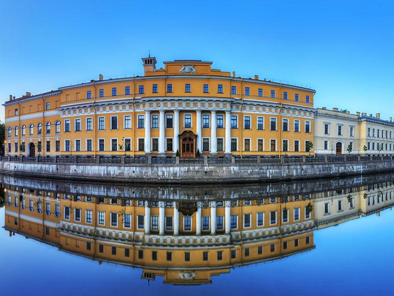 Юсуповский дворец в Санкт-Петербурге Фото история создания адрес на карте режим работы