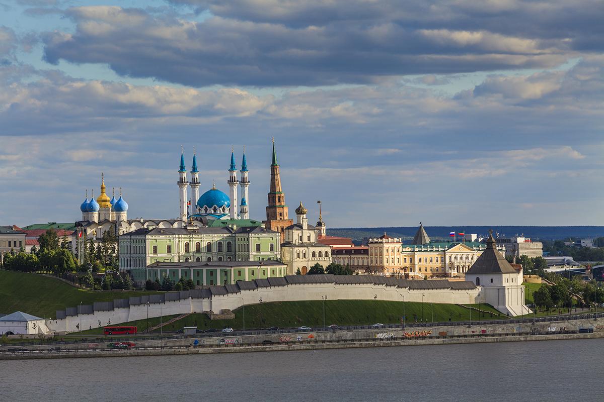 Казанский кремль - это... Что такое Казанский кремль?