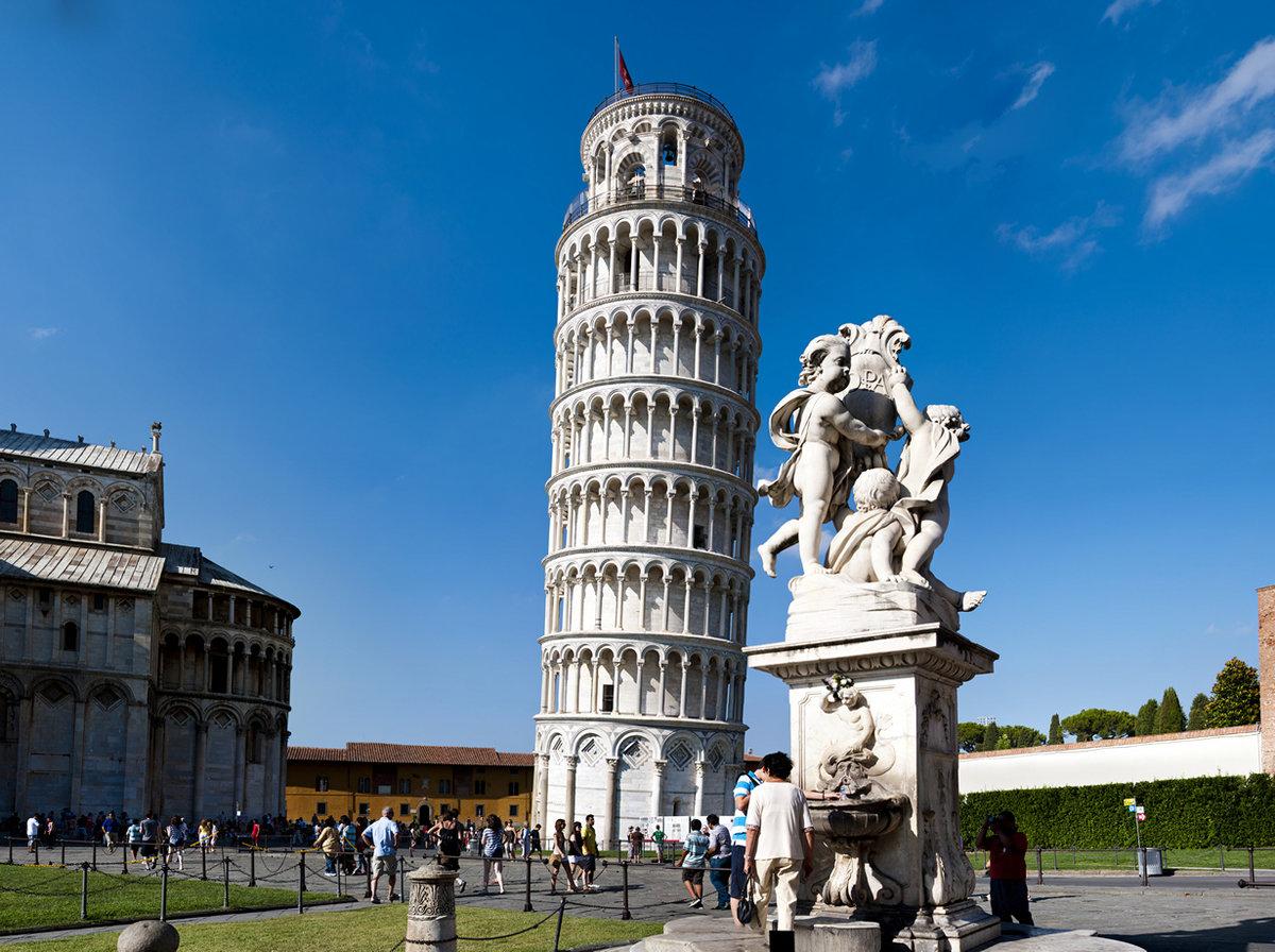Где Находится Пизанская Башня В Каком Городе?