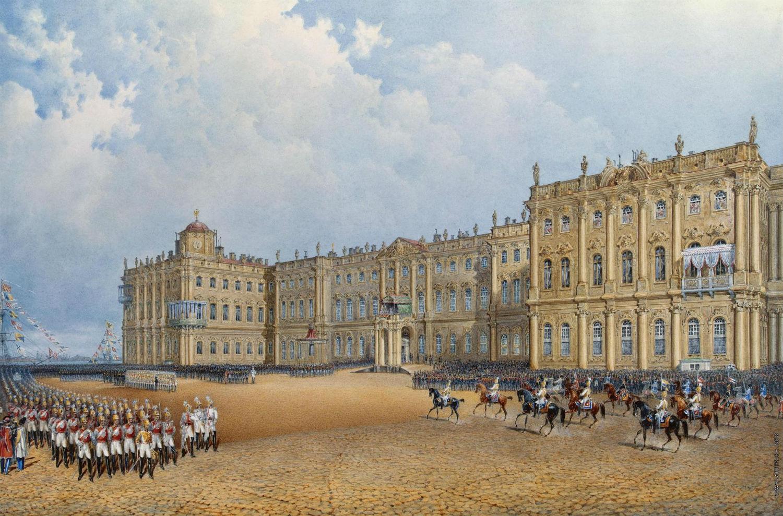 Зимний дворец Петра I - это... Что такое Зимний дворец Петра I?