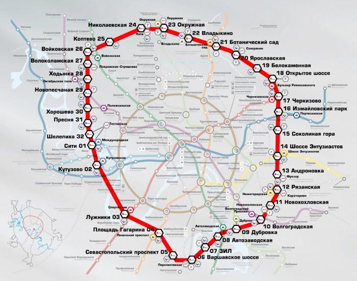 Московская кольцевая железная дорога схема москва фото 712