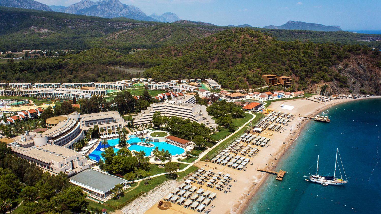 Все о курорте Текирова в Турции: на карте, пляжи, достопримечательности