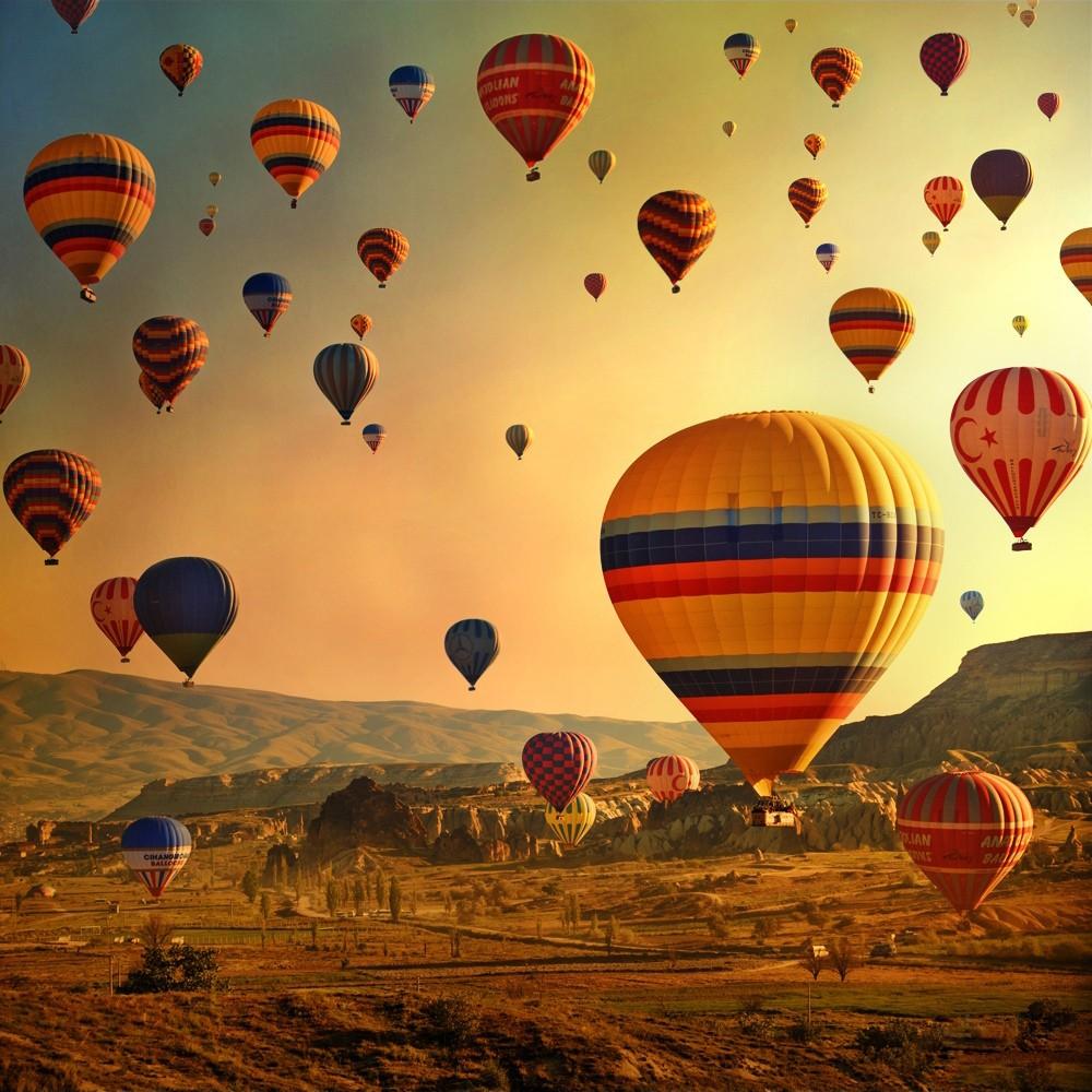 Каппадокия воздушные шары - честный обзор