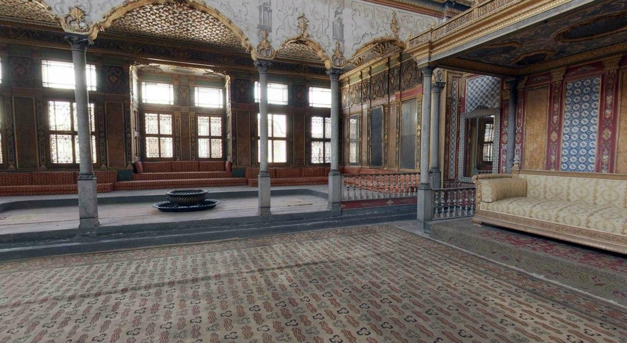 дворец топкапы в стамбуле покои хюррем фото преподавали русский