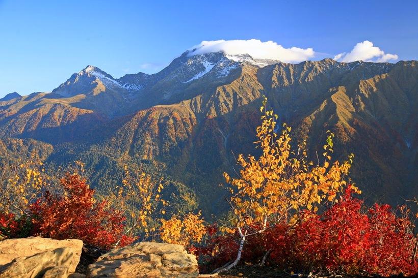 Горы Сочи: фото, высота. Какие горы в Сочи?