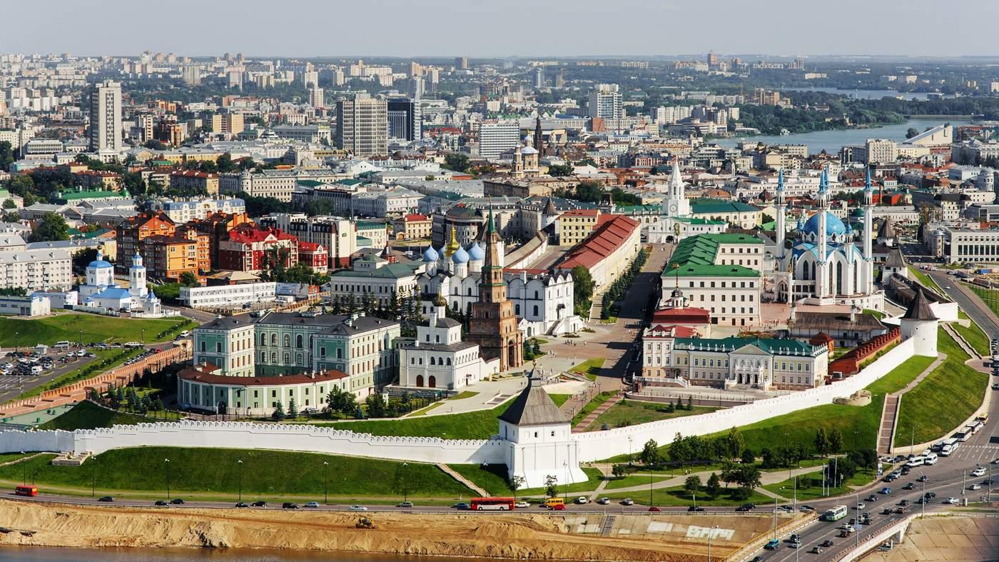 Интересные места для молодежи Казани