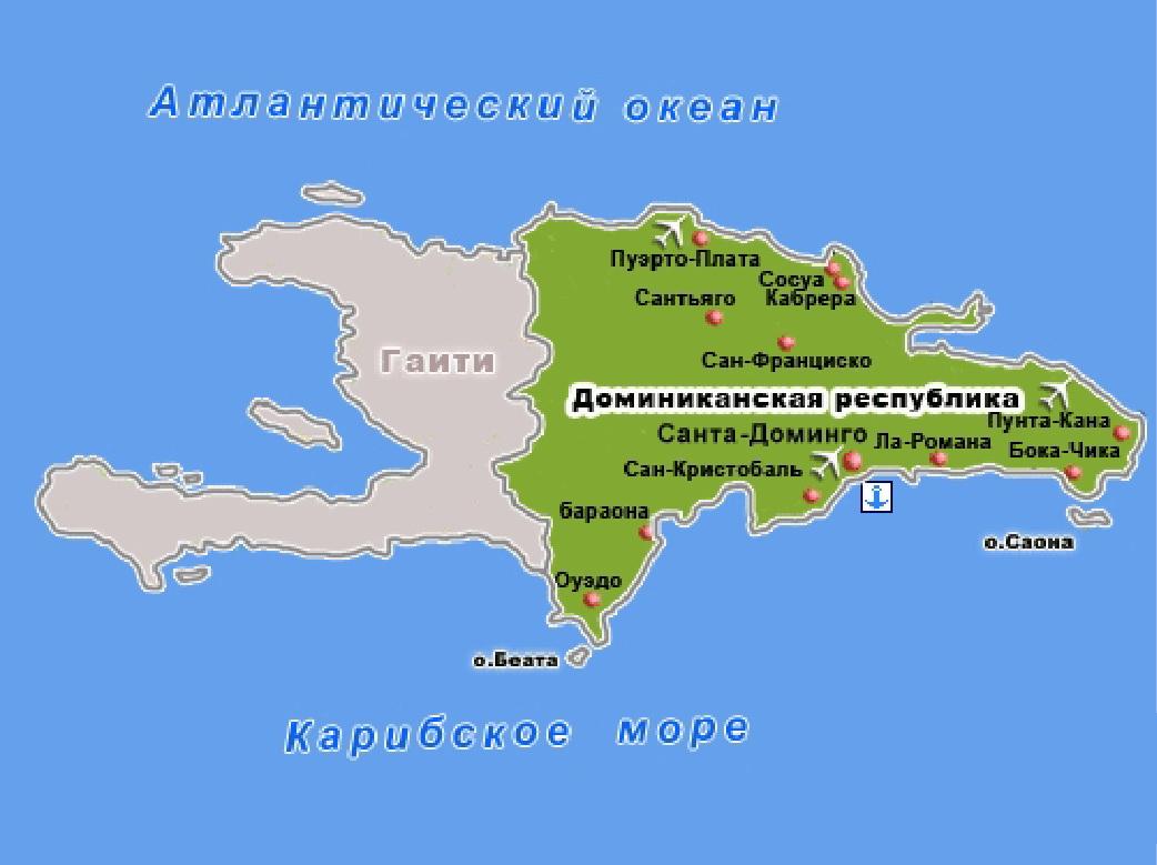 Карибское море и Атлантический океан в Доминиканской республике, акулы и киты
