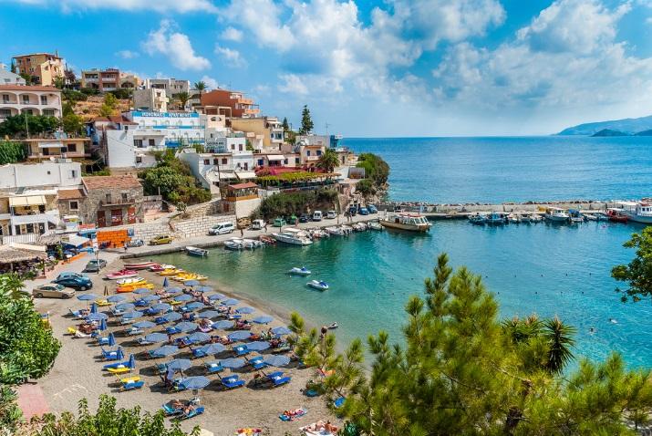 Где находится и кому принадлежит остров Крит (карта мира и Греции)