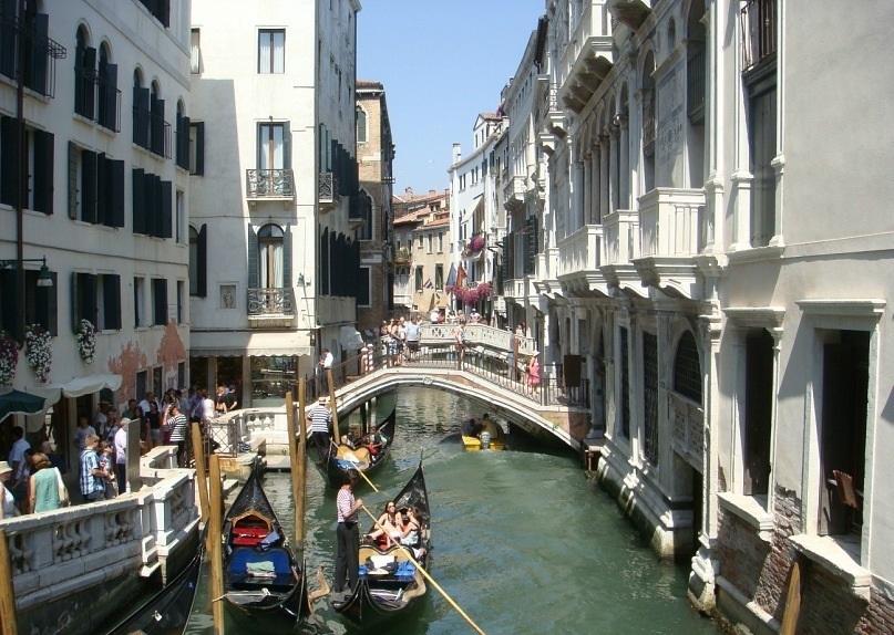 Как добраться из Римини в Венецию самостоятельно