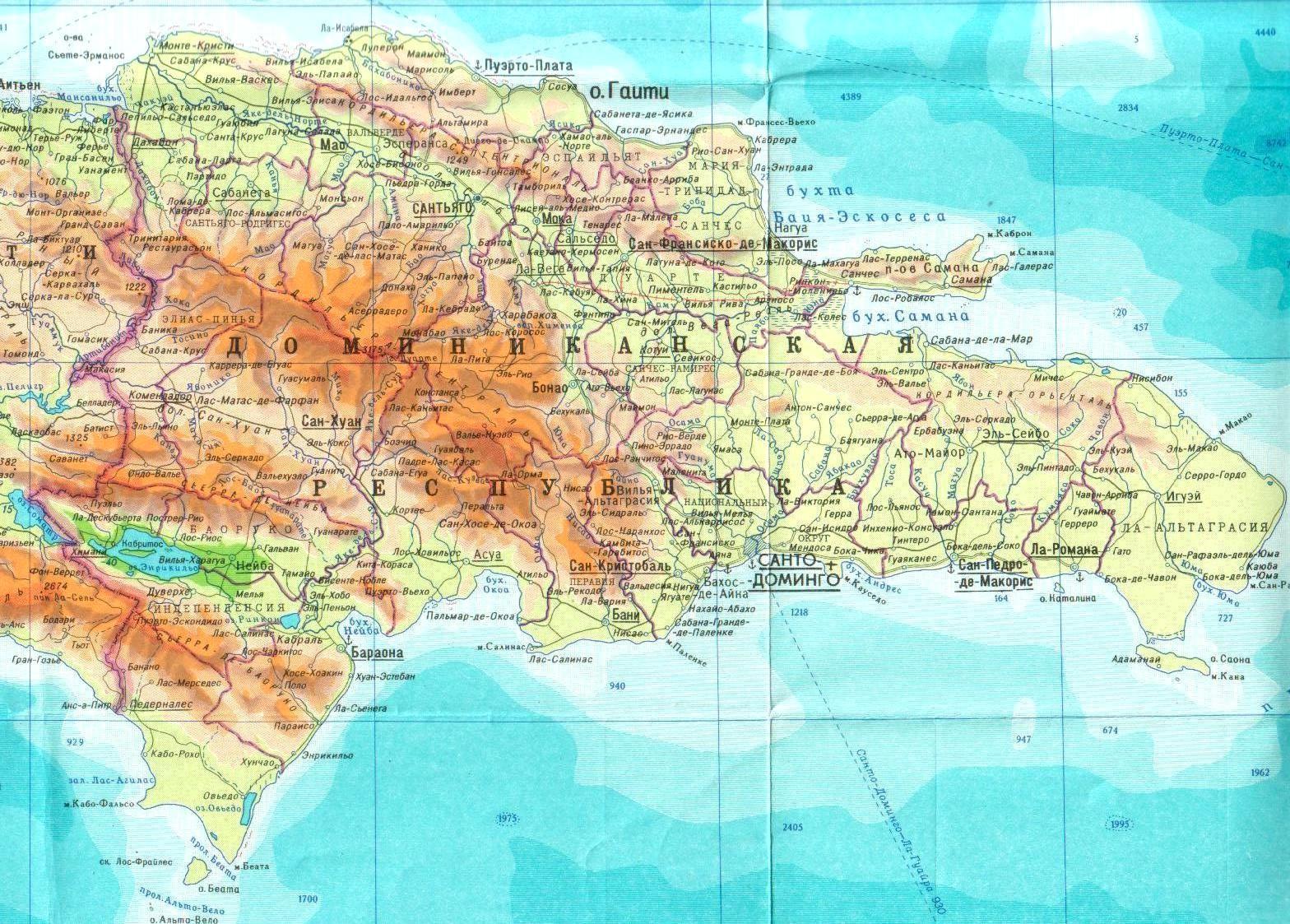 доминикана где находится на карте мира фото характере