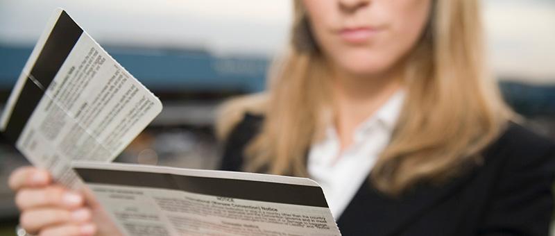 Как сдать билет авиакомпании Аэрофлот купленный через интернет: правила