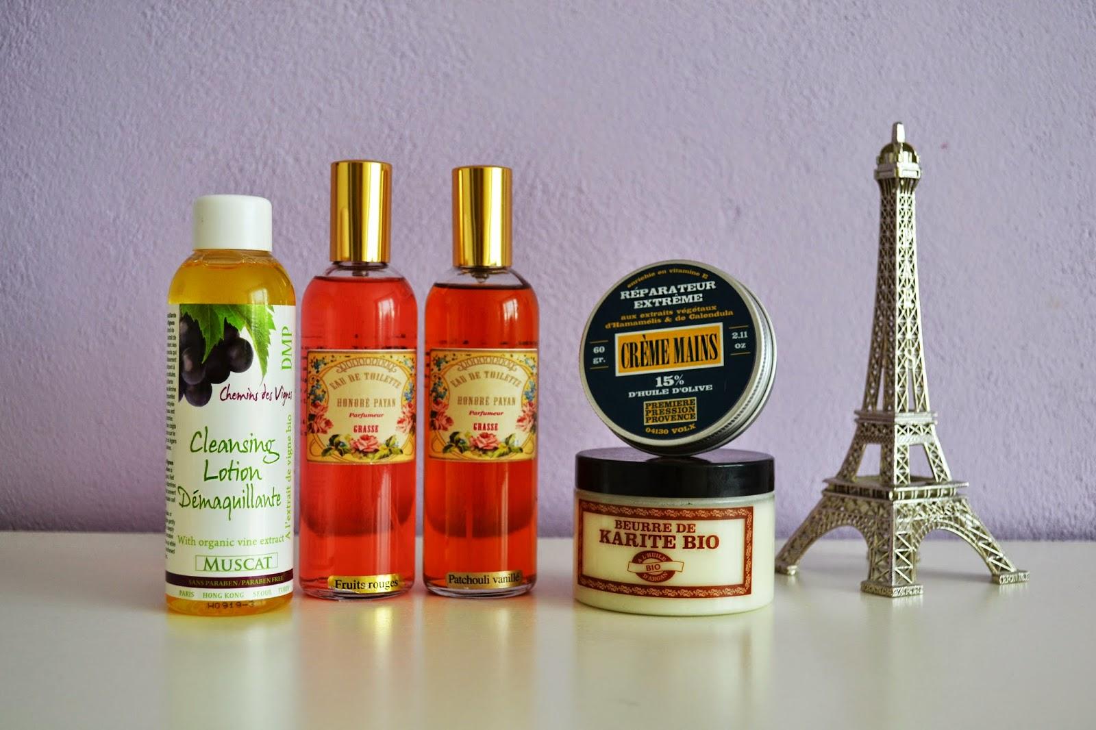 Что купит во франции из косметики натуральная косметика в туле где купить
